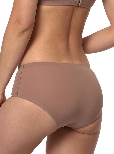 Panty Cachetero InvisibleRef. 1172 sin elásticos en pierna y cintura, cómodos y frescos te ofrece un excelente confort. 100% Producto colombiano